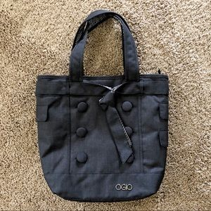 OGIO Black Hampton's Laptop Tote